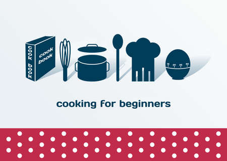 Cooking for beginners set
