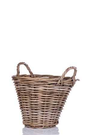 basketful: emtpy big basket