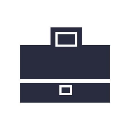 Vecteur d'icône porte-documents isolé sur fond blanc pour la conception de votre application web et mobile, concept logo porte-documents