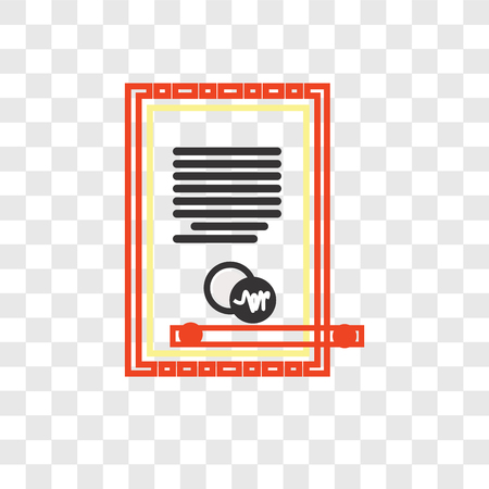 Agreement vector icon isolated on transparent background, Agreement logo concept