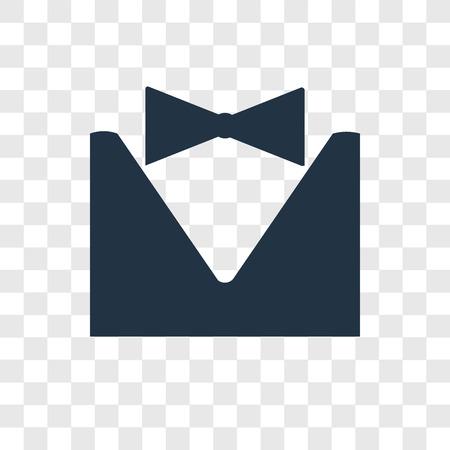 Smoking-Vektor-Symbol auf transparentem Hintergrund isoliert, Smoking-Transparenz-Logo-Konzept