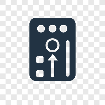 Intercom vector icon isolated on transparent background, Intercom transparency logo concept