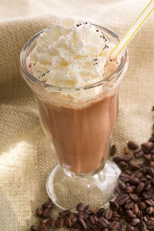 クリーム アイス コーヒー カフェラテ