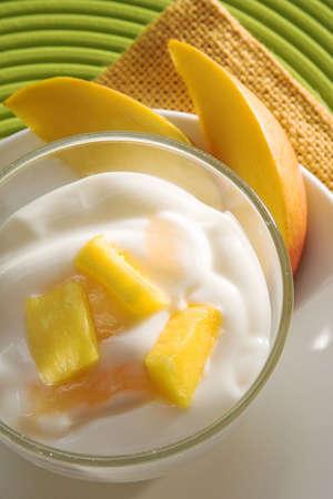 マンゴー デザート