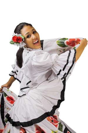 danseuse flamenco: danseuse flamenco, isol�