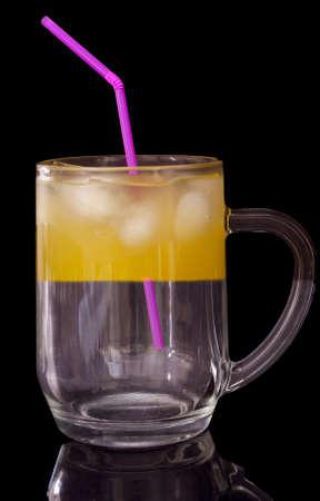 not full: The glass is half full not half empty