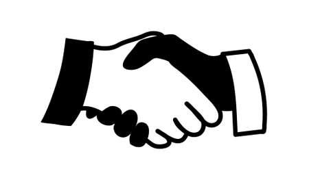 Cooperation handshake contract