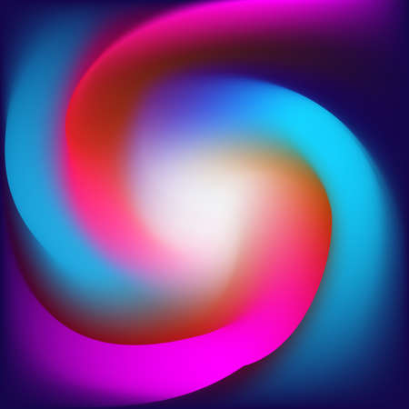 Abstract blured color gradient background