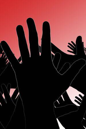 Hands Up photo