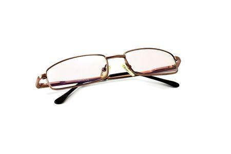 glasses isolated on white background Stock Photo - 5920606