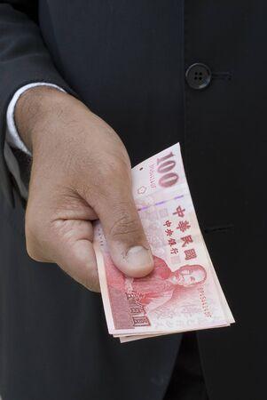 taiwanese: Taiwanese dollars