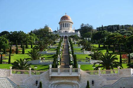 baha: The bahai temple
