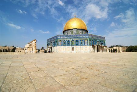 Den Felsendom, Jerusalem