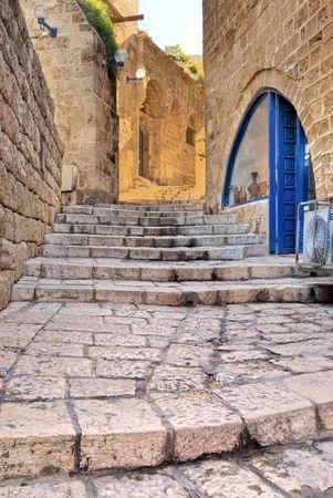 Stra�e von Jaffa, HDR-Bild verarbeitet