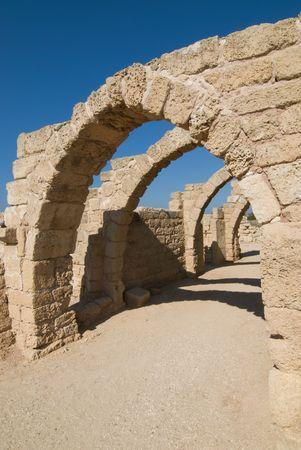 ceasarea: Arches of Ceasarea
