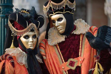 Carnival in Venice photo