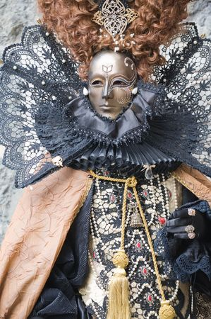 Portraits of people at the Carnival in Venice Italy. More images in my portfolio photo
