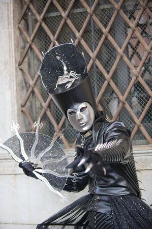 carnival costume: Black carnival costume