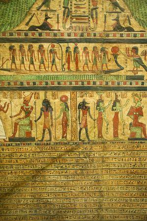 Alt�gyptischen Papyrus