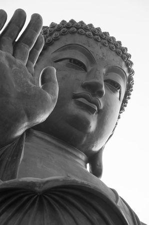 Portr�t des gro�en Buddha