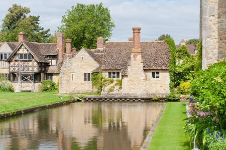 Hever castle and its surroundings Editorial