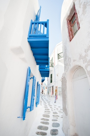 Mykonos-Stadt