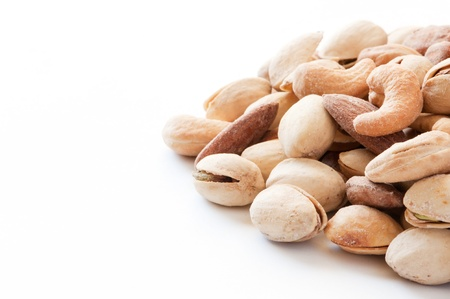 Mixed salted nuts