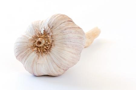 Garlic bulb Stock Photo