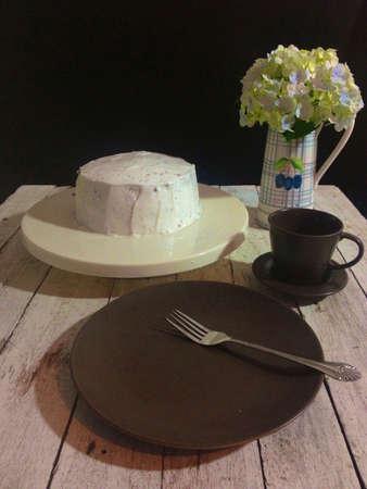 homemade cake: Homemade Cake Stock Photo