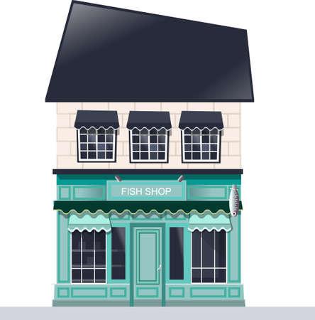 House image illustration