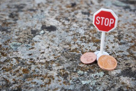 Stop euro cents