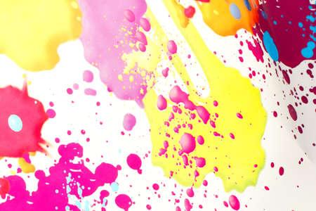Paint Splashes Stock Photo - 17742857