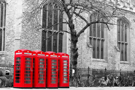 red telephone: Red Telephone Boxes