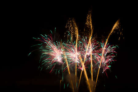 guy fawkes: Fireworks Display
