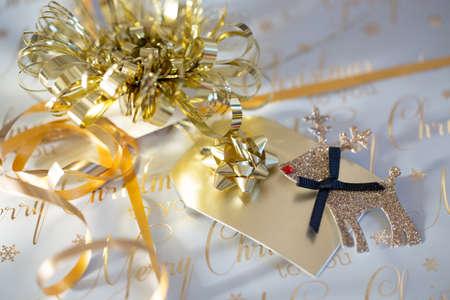 regards: Christmas Gift Label