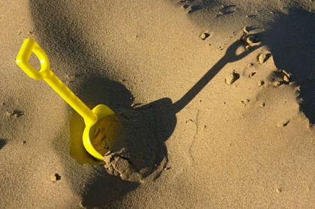 Yellow Shovel