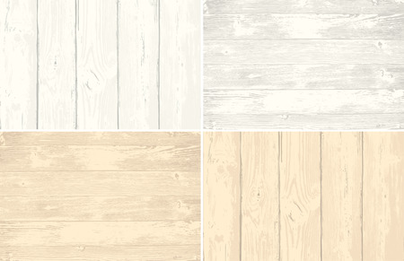 grain: Set of wooden planks overlay texture for your design. Shabby chic background. Easy to edit vector wood backdrop.