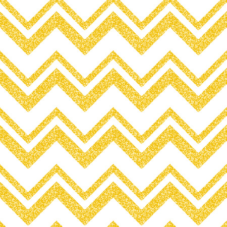 gold glittering seamless pattern in zigzag. Classic chevron seamless pattern. Vintage design. Can be use for certificate, gift, voucher, present, discount, invitation,wedding card. Illustration