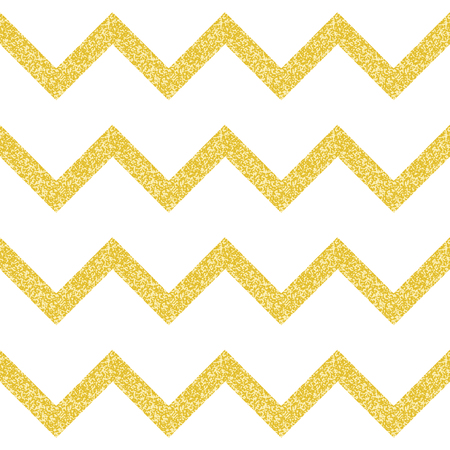 foil: Gold glittering seamless pattern in zigzag. Classic chevron seamless pattern. vintage design. Can be use for certificate, gift, voucher, present, discount, invitation,wedding card. Illustration