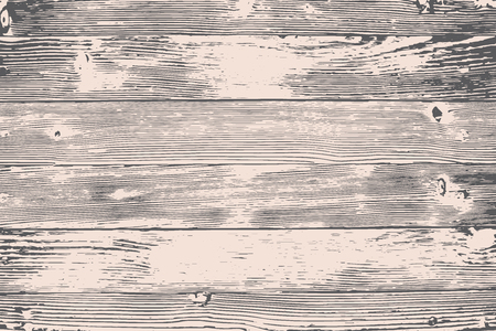 grain: Wooden planks overlay texture for your design. Shabby chic background. Easy to edit  wood texture backdrop. Illustration