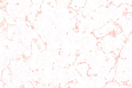 ベクターパターン。ローズゴールドを使用した白い大理石の質感。休日の背景。デザイン、パーティー、招待状、ウェブ、バナー、誕生日、結婚式