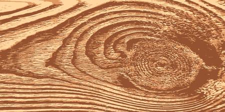 Wooden texture background. Natural brown background Stock Illustratie