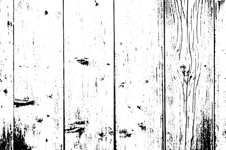 Wood grain background. Vector illustration Çizim