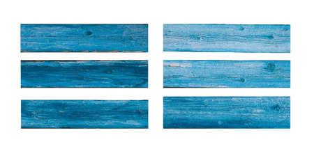 Wooden planks texture. Shabby chic background. Standard-Bild
