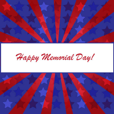 memorial day: Memorial day background with American flag colors