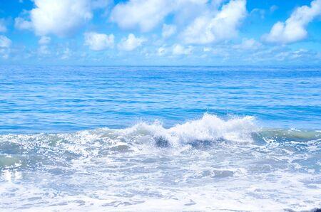 mer ocean: Tropical eau (oc�an, mer) formation en journ�e ensoleill�e
