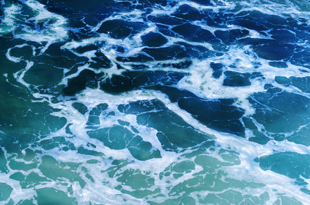 Rippled ocean water, Abstract Ocean and sea Water Texture