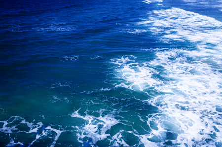Rippled ocean water, Abstract Ocean and sea Water Texture Stock Photo - 78201630
