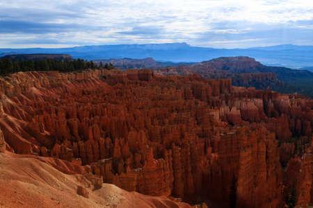 Bryce Canyon Reklamní fotografie