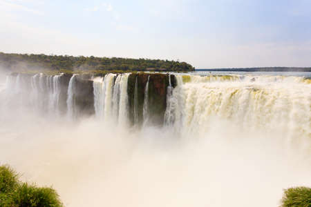 Landscape from Iguazu Falls National Park, Argentina.  South America Adventure travel Reklamní fotografie